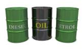 Grafik zu den verschiedenen Sorten von Heizöl