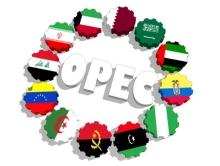 Grafik zur Ölkrise und Macht der OPEC-Staaten