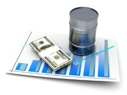 Grafik zum Rohölpreis als Einflussfaktor